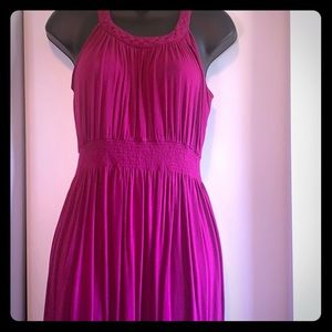 Berry Colored Spense Dress